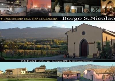 Agriturismo Borgo San Nicolao